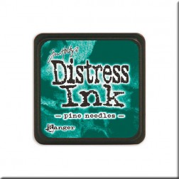 Tinta Distress Ink Mini - Pine Needles