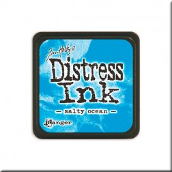 Tinta Distress Ink Mini - Salty Ocean