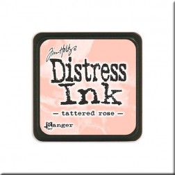 Tinta Distress Ink Mini - Tattered Rose