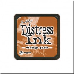 Tinta Distress Ink Mini - Vintage Photo