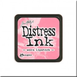 Tinta Distress Ink Mini - Worn Lipstick