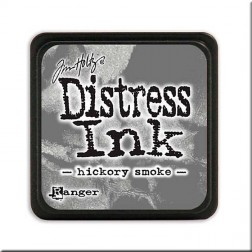 Tinta Distress Ink Mini - Hickory Smoke