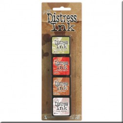Tintas Distress Ink Kit 11