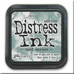 Tinta Distress Ink - Iced Spruce 32878