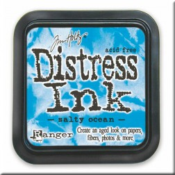 Tinta Distress Ink - Salty Ocean 35015