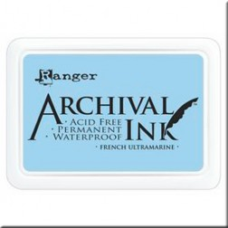 Tinta Archival Ink - French Ultramarine