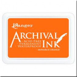 Tinta Archival Ink - Monarch Orange