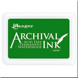 Tinta Archival Ink - Olive