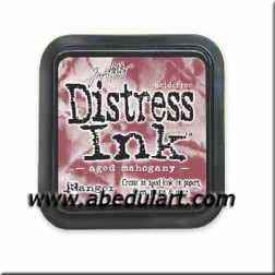 Tinta Distress Ink - Aged Mahogany 21407