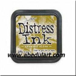 Tinta Distress Ink - Crushed Olive 27126