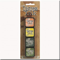 Tintas Distress Ink Kit 10