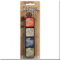 Tintas Distress Ink Kit 5