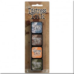 Tintas Distress Ink Kit 9