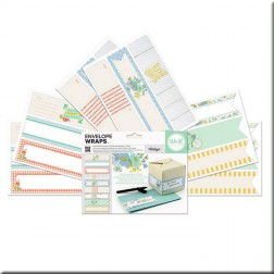Self-Adhesive Envelope Wraps Vintage - We R Memory Keepers