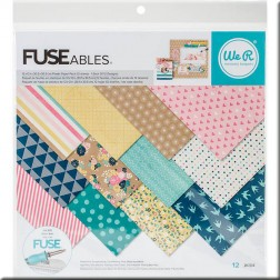Papeles plásticos para Photo Sleeve Fuse (30,5x30,5)