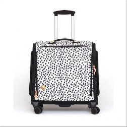 Maleta 360º Crafter's Bag Rose Gold Dalmatian