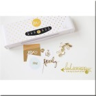 Kit Mini Minc Metallic Foil Applicator - Heidi Swapp (V.Europea) - ejemplo otros complementos
