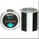 Marquee Love - Washi Tape Rayas Blancas, Negras y Grises (2,22 cm)