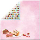 Papel Scrapbooking - Bakery Cookies (30 x30)