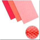 """DIY Party Honeycomb Pads (3""""X8"""") Blossom - detalle"""