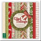 Papeles Scrapbooking - Glad Tidings (20 x 20)