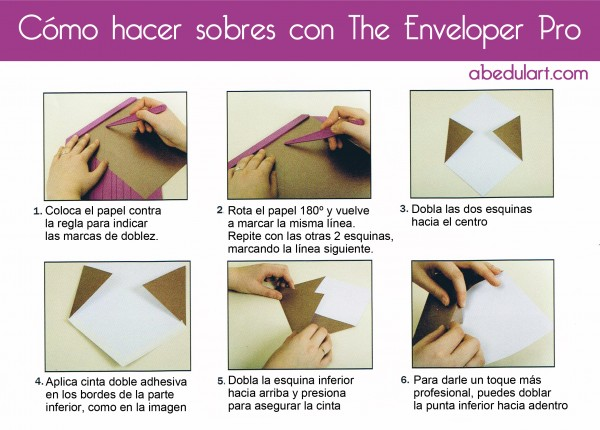 Sobres The Enveloper