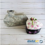 Taller de Decoupage con Papel Deco-Maché y Decopatch