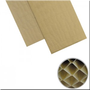"""DIY Party Honeycomb Pads (3""""X8"""") Gold"""