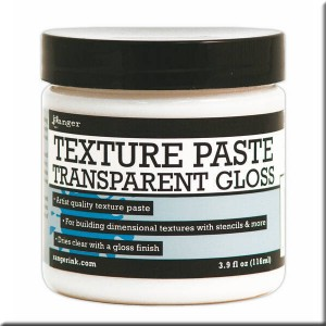 Texture Paste Ranger - Transparente Brillo