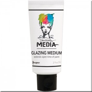 Glazing Medium Dina Wakley (59 ml) (cristalizado)