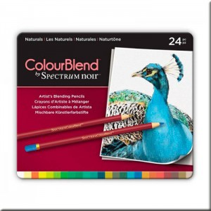 Set 24 Lápices ColourBlend Spectrum Noir Naturals