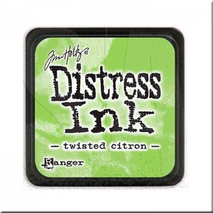 Tinta Distress Ink Mini - Twisted Citron