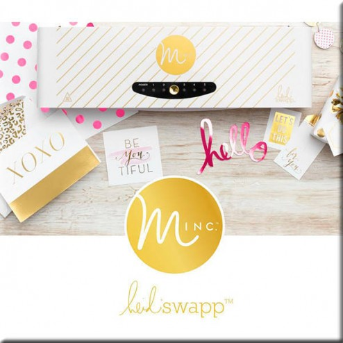 Kit Minc Metallic Foil Applicator - Heidi Swapp
