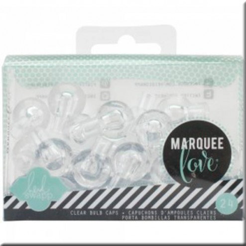 Marquee Love - Protector LED Transparente (17 mm)