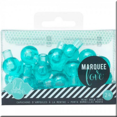 Marquee Love - Protector LED Azul (17 mm)
