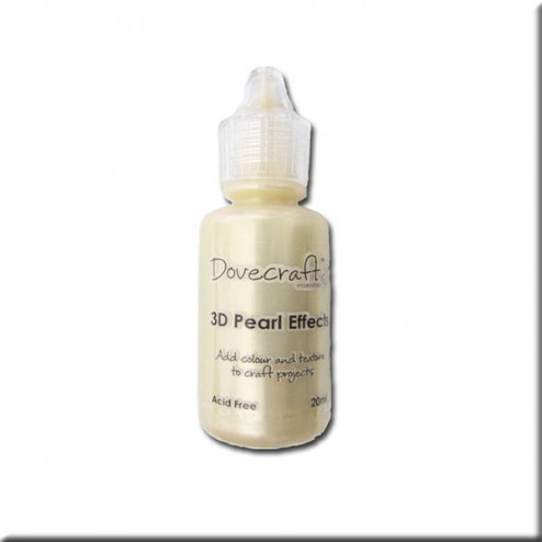Pintura 3D Pearl Effects Pastel - Yellow