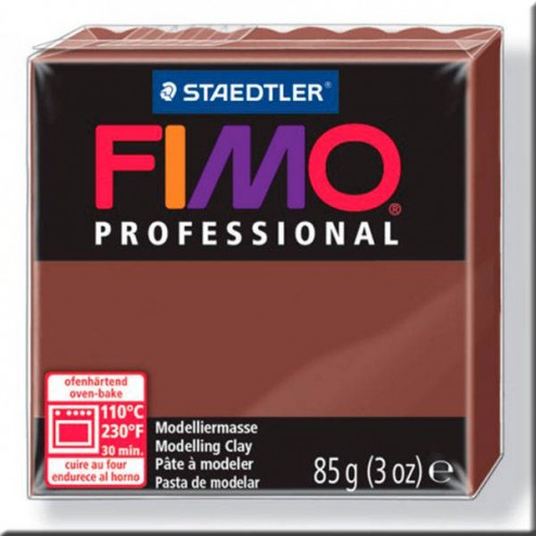 Fimo Professional Chocolate (Ref. 77)
