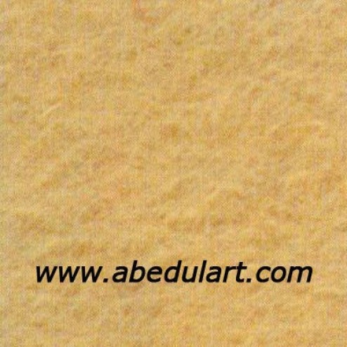 Fieltro de viscosa beige (3 mm.)