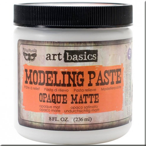 Modeling Paste (236 ml) Finnabair art basics