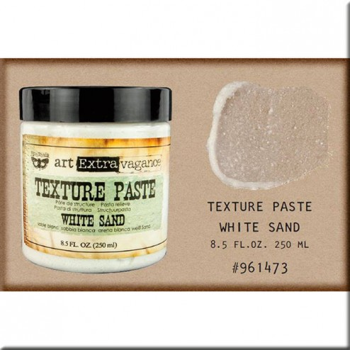 Texture Paste Finnabair (250 ml) White Sand