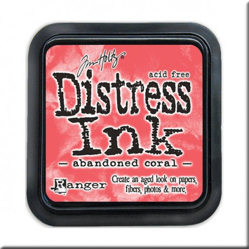 Tinta Distress Ink - Abandoned Coral 43188