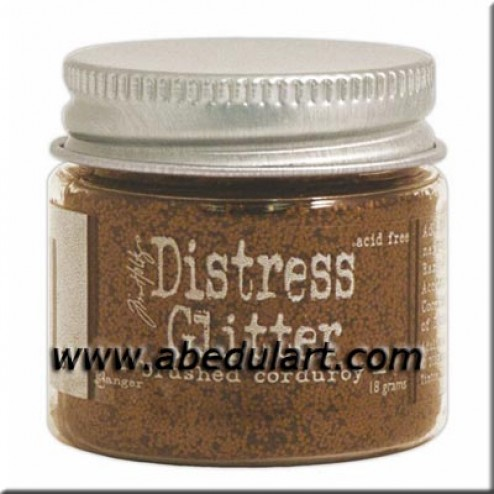 Distress Glitter - Brushed Corduroy