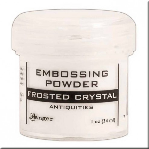 Polvo Embossing - Frosted Cristal