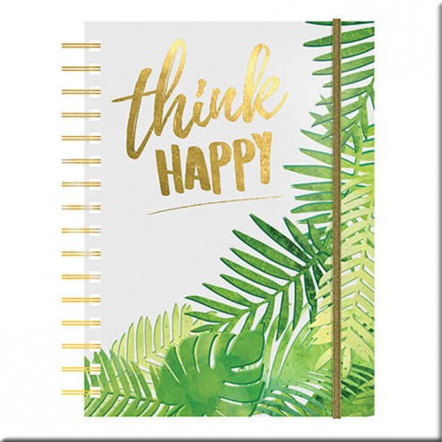 Ultimate Planner Think Happy