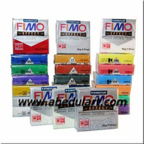 Pack 24  Fimo Effect