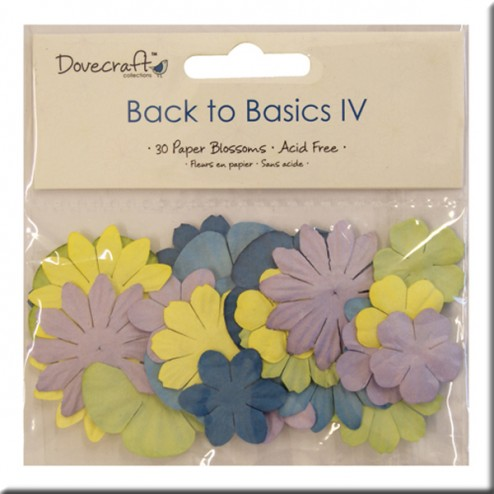 Flores de Papel - Back to Basics IV