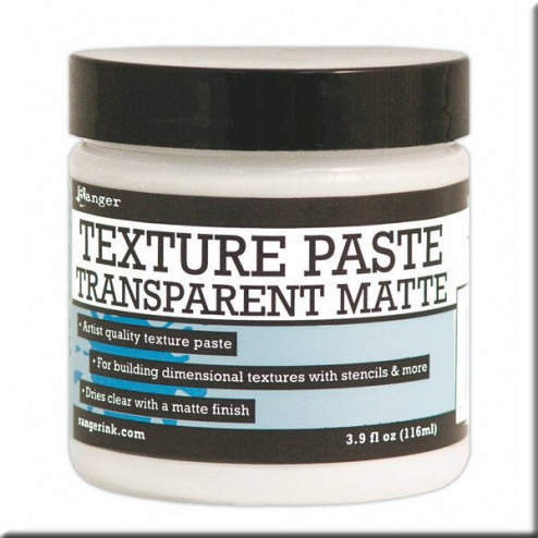 Texture Paste Ranger - Transparente Mate