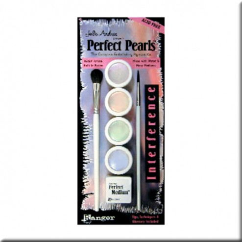 Kit Perfect Pearls - Colores Pasteles