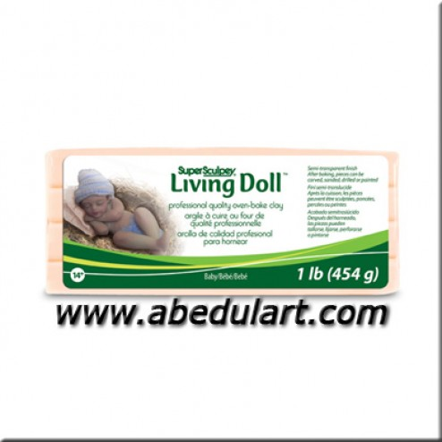 Sculpey – Living Doll Bebé