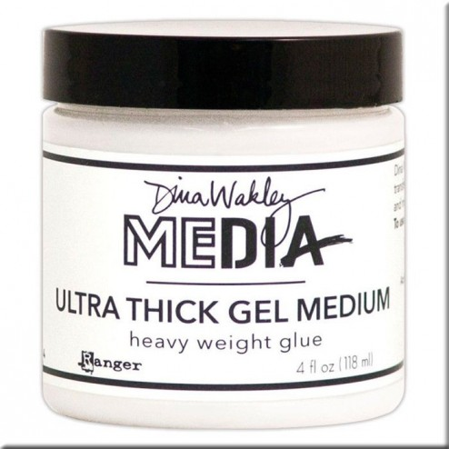 Ultra Thick Gel Medium Dina Wakley (118 ml) (ultra espeso)